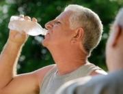 Senior Drinking Water